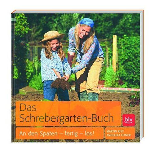 Angelika Feiner - Das Schrebergarten-Buch - Preis vom 27.02.2021 06:04:24 h