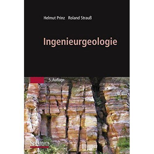 Helmut Prinz - Ingenieurgeologie - Preis vom 12.05.2021 04:50:50 h