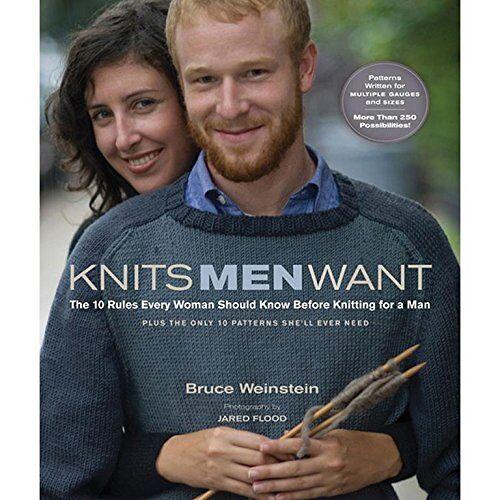 Bruce Weinstein - Knits Men Want (Stc Craft) - Preis vom 09.05.2021 04:52:39 h