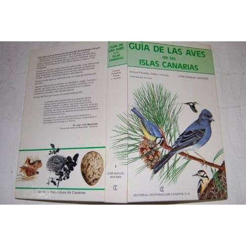 - Guia De La Aves De Las Islas Canarias - Preis vom 16.10.2020 04:56:20 h
