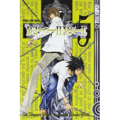 Takeshi Obata - Death Note 05 - Preis vom 18.04.2021 04:52:10 h