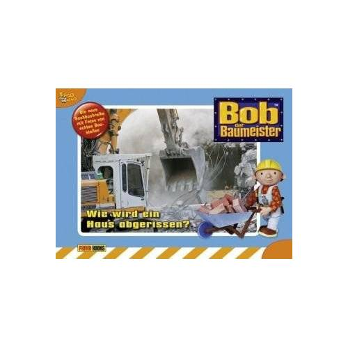 - Bob der Baumeister Baustellenbuch, Band 2: Wie wird ein Haus abgerissen - Preis vom 11.05.2021 04:49:30 h