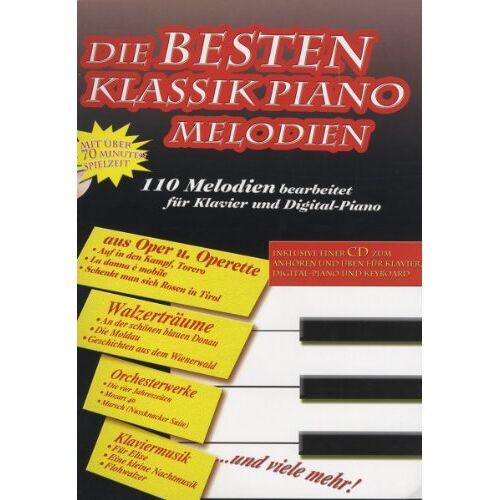 - Die besten Klassik Piano Melodien - Preis vom 28.02.2021 06:03:40 h