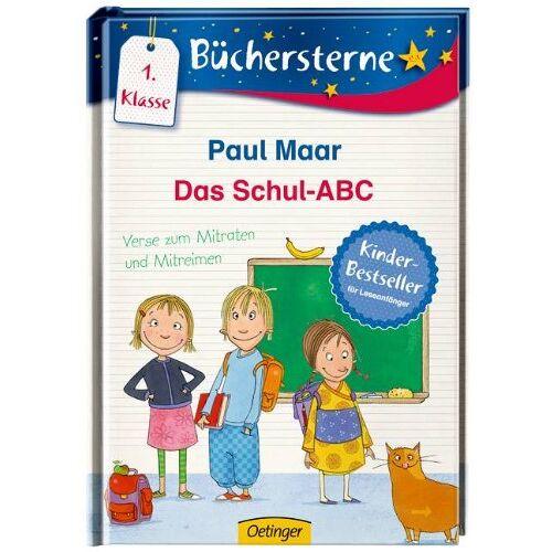 Paul Maar - Das Schul-ABC. Verse zum Mitraten und Mitreimen - Preis vom 21.10.2019 05:04:40 h