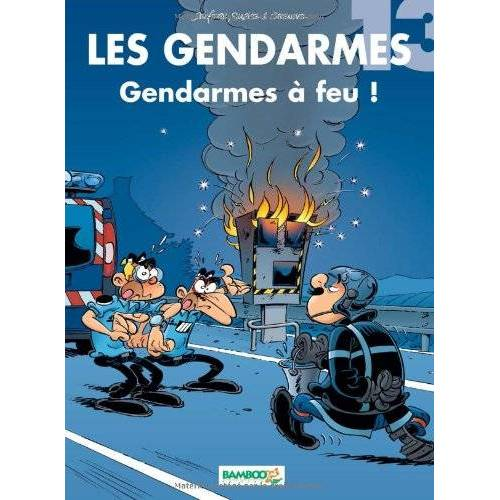 - Les Gendarmes, Tome 13 : Gendarmes à feu ! - Preis vom 14.04.2021 04:53:30 h