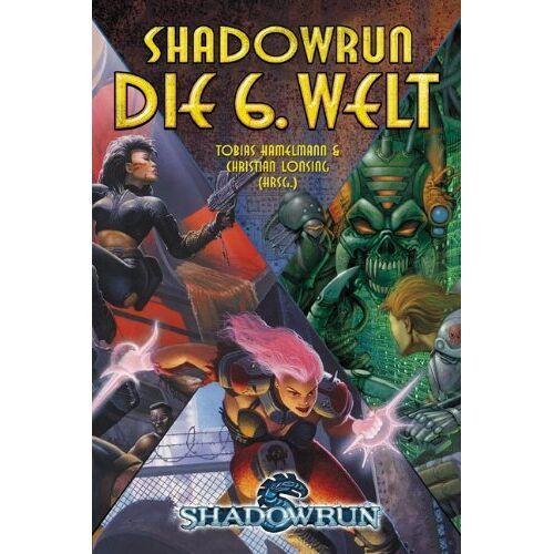 Tobias Hamelmann - Shadowrun - Die sechste Welt. Shadowrun - Preis vom 12.04.2021 04:50:28 h