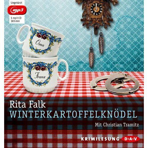 Rita Falk - Winterkartoffelknödel (mp3-Ausgabe): 1 mp3-CD - Preis vom 05.09.2020 04:49:05 h