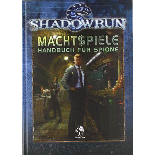 - Shadowrun: Machtspiele: Handbuch für Spione - Preis vom 12.04.2021 04:50:28 h