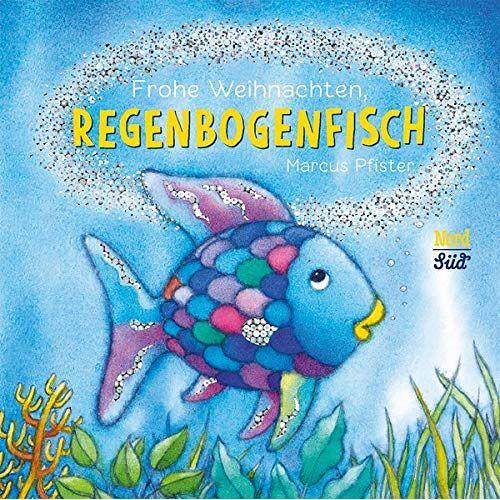 Marcus Pfister - Frohe Weihnachten, Regenbogenfisch (Der Regenbogenfisch) - Preis vom 25.02.2021 06:08:03 h