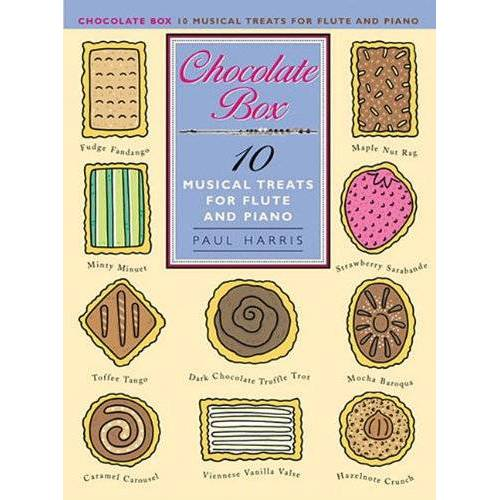 - Chocolate Box - 10 Musical Treats for Flute and Piano: For Flute and Piano Accompaniment - Preis vom 26.02.2021 06:01:53 h