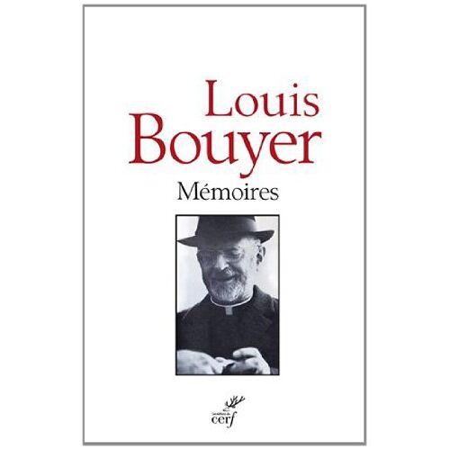 Louis Bouyer - Mémoires - Preis vom 17.01.2021 06:05:38 h