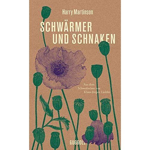 Harry Martinson - Schwärmer und Schnaken - Preis vom 18.04.2021 04:52:10 h