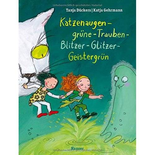 Tanja Dückers - Katzenaugen-grüne-Trauben-Blitzer-Glitzer-Geistergrün - Preis vom 27.02.2021 06:04:24 h