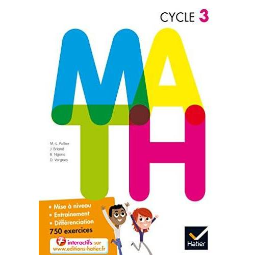 Marie-Lise Peltier - Math cycle 3 - Preis vom 28.02.2021 06:03:40 h