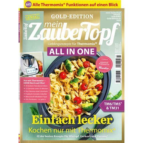 Vivien Koitka - Mein Zaubertopf Gold Edition 2/20 - All in One Rezepte für Thermomix® TM5® TM31 TM6 - Preis vom 05.09.2020 04:49:05 h