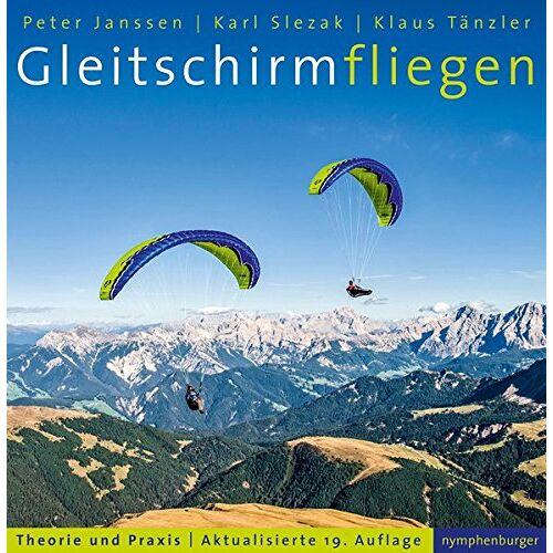 Klaus Tänzler - Gleitschirmfliegen - Preis vom 15.05.2021 04:43:31 h