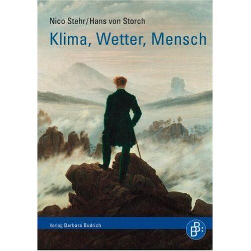 Nico Stehr - Klima, Wetter, Mensch - Preis vom 26.02.2021 06:01:53 h