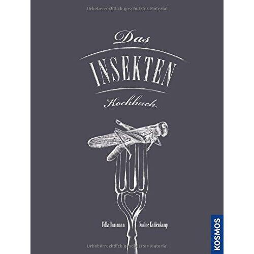 Folke Dammann - Das Insekten-Kochbuch - Preis vom 05.09.2020 04:49:05 h