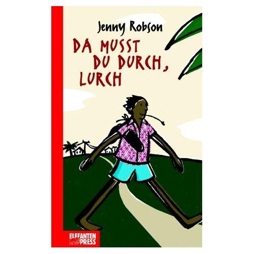 Jenny Robson - Da musst du durch, Lurch - Preis vom 15.04.2021 04:51:42 h