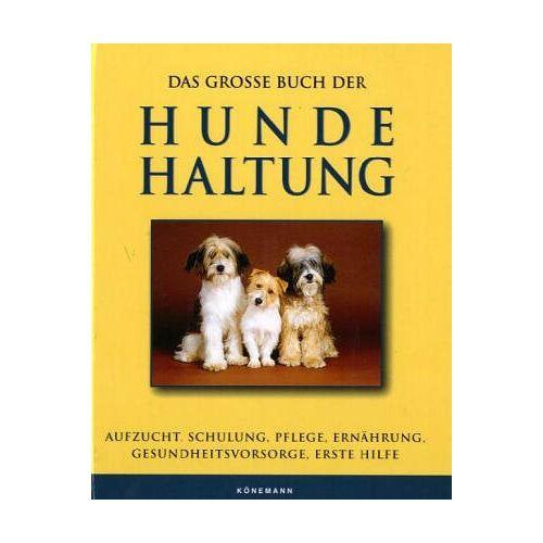 Matthew Hoffman - Das grosse Buch der Hundehaltung - Preis vom 22.08.2019 05:55:06 h