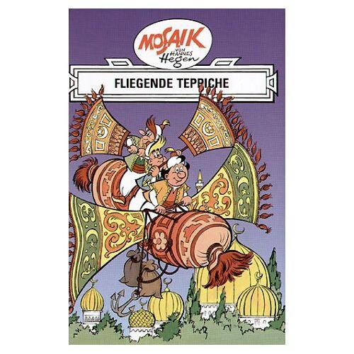 Hannes Hegen - Die Digedags, Bd.12, Fliegende Teppiche - Preis vom 18.04.2021 04:52:10 h