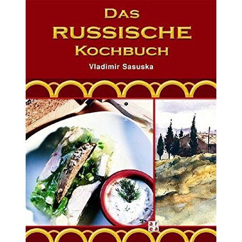 Gisela Muhr - Russisches Kochbuch mit Musik-CD - Preis vom 05.03.2021 05:56:49 h
