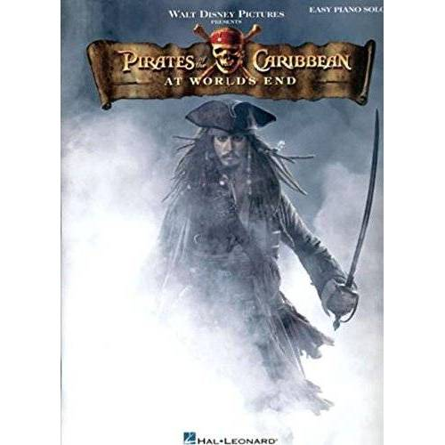 Various - Pirates Of The Caribbean At World'S End Easy Piano Solo Pf: For Solo Piano - Preis vom 21.10.2020 04:49:09 h
