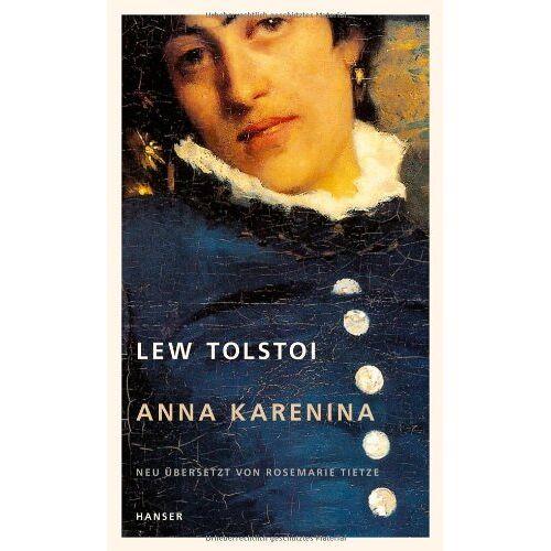Lew Tolstoi - Anna Karenina - Preis vom 27.03.2020 05:56:34 h