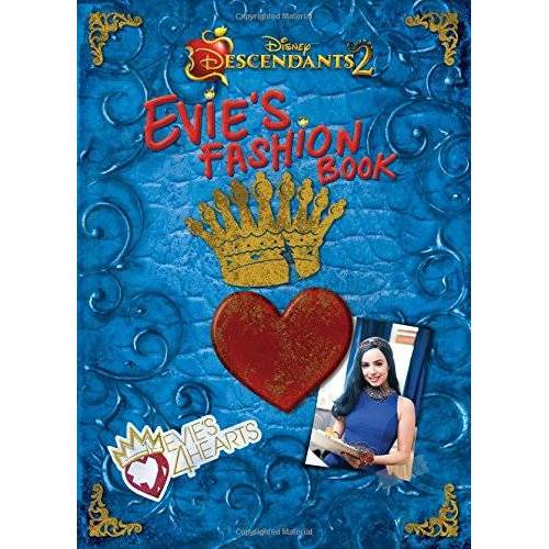Disney Book Group - Descendants 2 Evie's Fashion Book (Disney Descendants 2) - Preis vom 03.05.2021 04:57:00 h