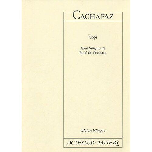Copi - Cachafaz (Papiers) - Preis vom 05.09.2020 04:49:05 h