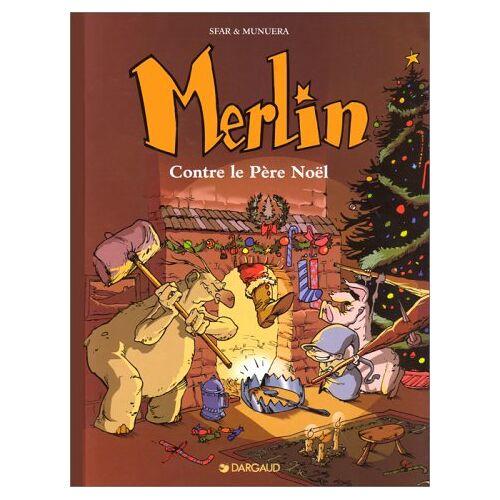 - Merlin, Tome 2 : Merlin contre le Père Noël - Preis vom 05.09.2020 04:49:05 h