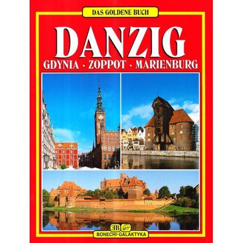 Gregor Rudzinski - Danzig - das goldene Buch - Preis vom 09.05.2021 04:52:39 h