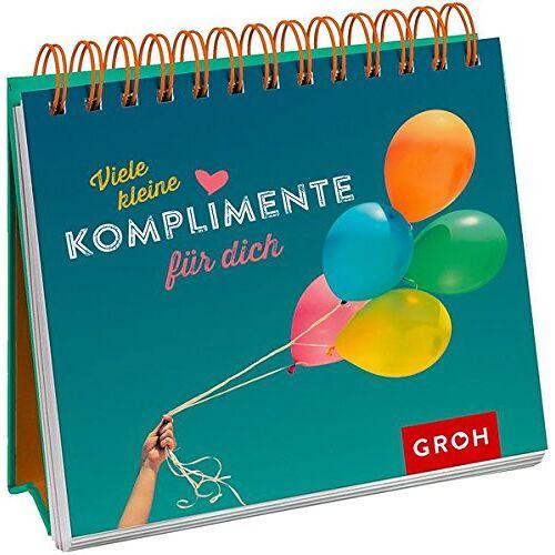 Joachim Groh - Viele kleine Komplimente für dich - Preis vom 11.05.2021 04:49:30 h