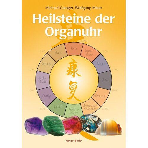 Michael Gienger - Heilsteine der Organuhr - Preis vom 15.05.2021 04:43:31 h