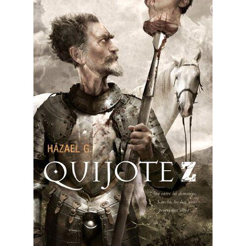 Hazáel González - QUIJOTE Z: INGENIOSO HIDALGO DON QUIJOTE DE LA MANCHA (Línea Z) - Preis vom 18.10.2020 04:52:00 h