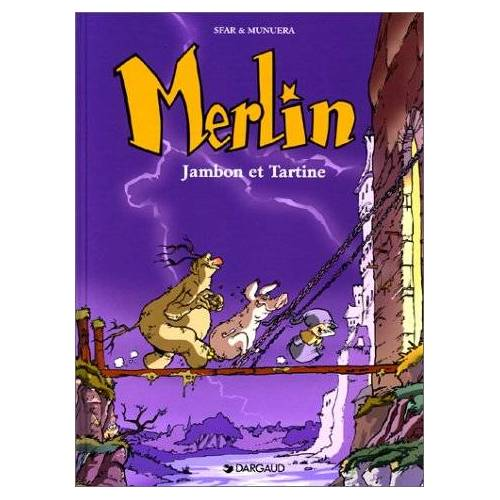 - Fan de BD!, Merlin, tome 1 : Merlin, Jambon, Tartine - Preis vom 17.10.2020 04:55:46 h
