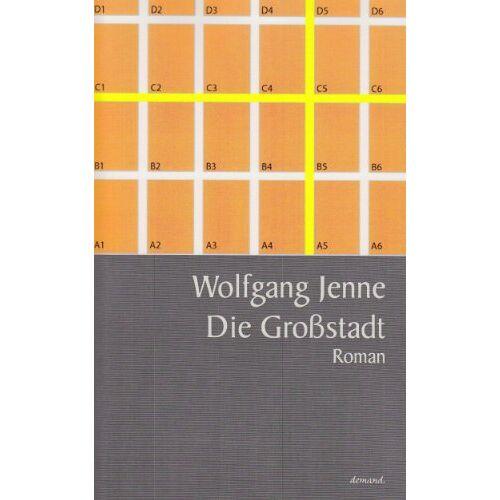 Wolfgang Jenne - Die Grossstadt - Preis vom 21.10.2020 04:49:09 h