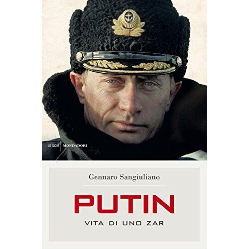Gennaro Sangiuliano - Putin. Vita di uno zar - Preis vom 20.10.2020 04:55:35 h