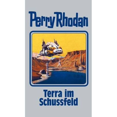 Perry Rhodan - Terra im Schussfeld: Perry Rhodan Band 123 - Preis vom 13.05.2021 04:51:36 h