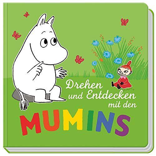 - Mumins: Drehen und Entdecken mit den MUMINS: Mit tollem Papprad - Preis vom 21.04.2021 04:48:01 h