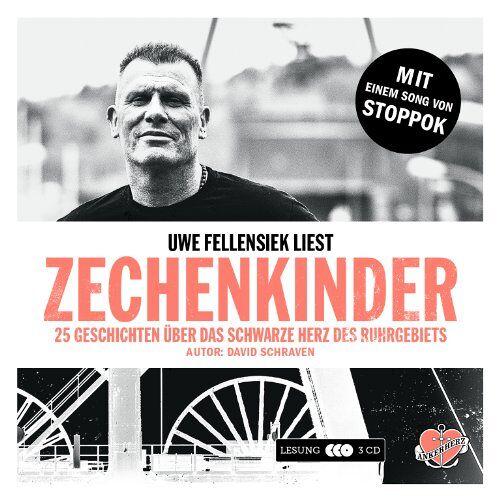 Uwe Fellensiek - Zechenkinder - Preis vom 06.05.2021 04:54:26 h