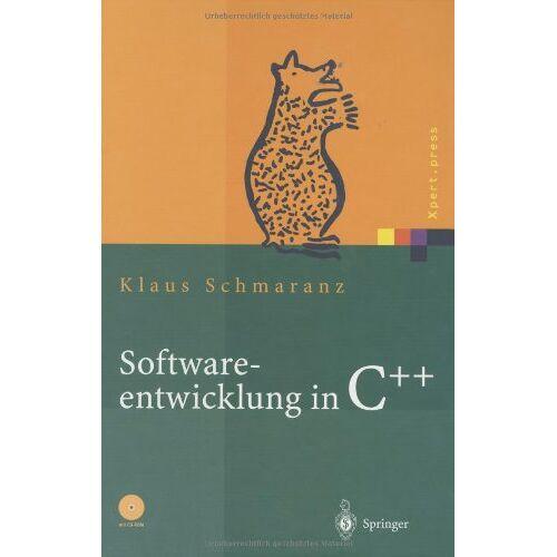 Klaus Schmaranz - Softwareentwicklung in C++ (Xpert.press) - Preis vom 16.04.2021 04:54:32 h