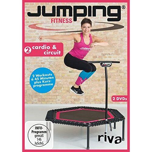 - Jumping Fitness 2 - cardio & circuit - Preis vom 26.03.2020 05:53:05 h