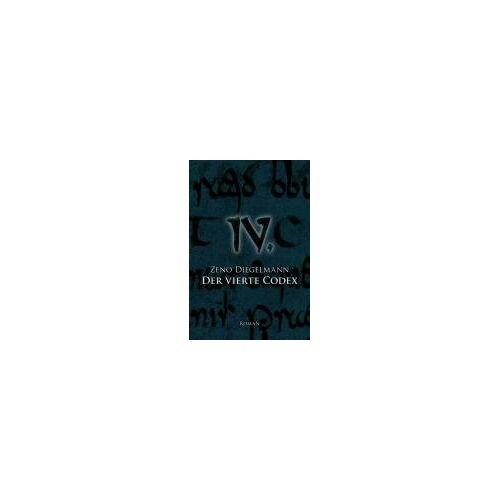 Zeno Diegelmann - Der vierte Codex - Preis vom 20.10.2020 04:55:35 h