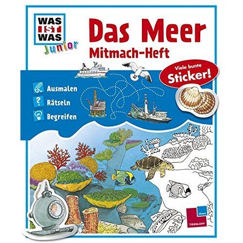 Eva Dix - Mitmach-Heft Das Meer - Preis vom 23.01.2021 06:00:26 h