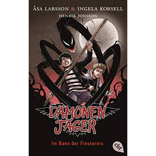 Åsa Larsson - Dämonenjäger - Im Bann der Finsternis (Die Dämonenjäger-Reihe, Band 1) - Preis vom 20.10.2020 04:55:35 h