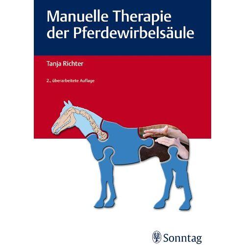 Tanja Richter - Manuelle Therapie der Pferdewirbelsäule - Preis vom 25.10.2020 05:48:23 h