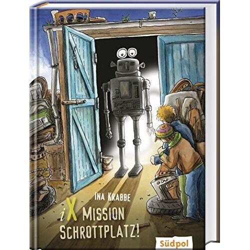 Ina Krabbe - iX - Mission Schrottplatz - Preis vom 23.02.2021 06:05:19 h