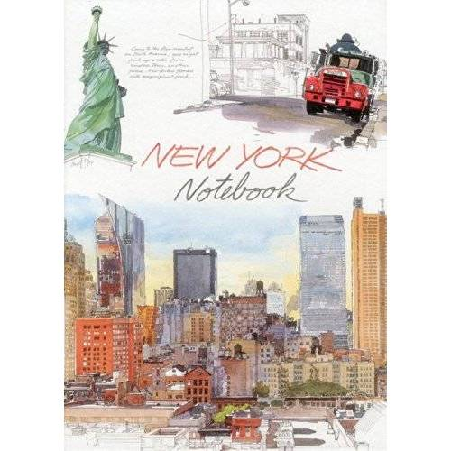 Roger Williams - New York Notebook (City Notebooks) - Preis vom 11.04.2021 04:47:53 h