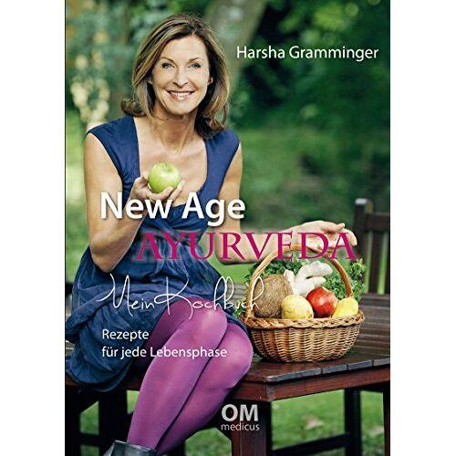 Harsha Gramminger - New Age Ayurveda - Mein Kochbuch: Rezepte für jede Lebensphase - Preis vom 18.04.2021 04:52:10 h